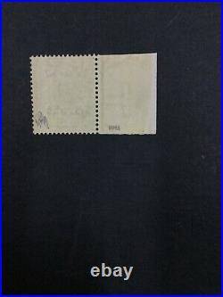 Momen British Levant Sg #s7 Salonica 1916 Mint Og Nh £400++ Cert Lot #61729