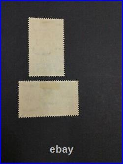Momen Egypt Sc #148-149 1932-7 Mint Og H Lot #63080