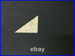 Momen Falkland Islands Sg #13 1891 Mint Og H Lot #193171-1893