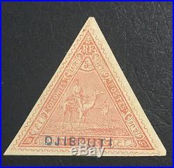 Momen French Somali Somalis Coast Sc #5 1894 Mint Og Lh Lot #60828