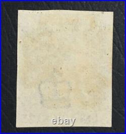 Momen Great Britain Sc #1 Used Penny Black Lot #61284