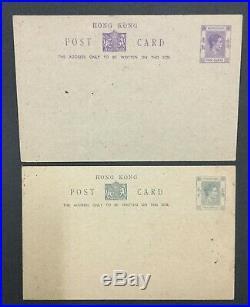 Momen Hong Kong Yang #p39-p42 4 Unused Postcards Lot #199911-7000