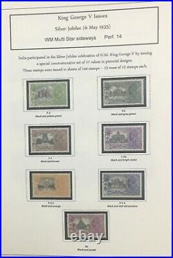 Momen India 1895-1946 Collection Balance Mint Og H £500 Lot #61345
