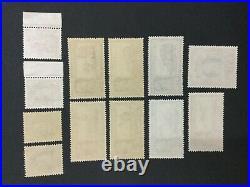 Momen India Chamba Sg #82-87,89-94 Mint Og 11nh/1h Lot #193938-2351
