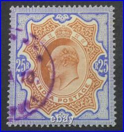 Momen India Sg #147 1909 Used Lot #60850