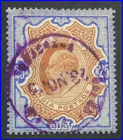 Momen India Sg #147 1909 Used Lot #60851