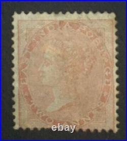 Momen India Sg #41 1855-64 Mint Og H £1,400 Lot #61353