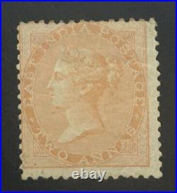 Momen India Sg #44 1855-64 Mint Og H £1,600 Lot #61354