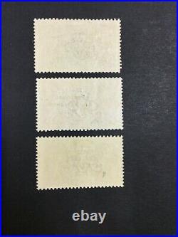 Momen Ireland Sg#17-20 1922 Dollard Rialtas Seahorse Mint Og Lh £300 Lot #62520