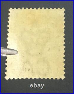 Momen Lagos Sg #28 1886 Mint Og H Lot #61308
