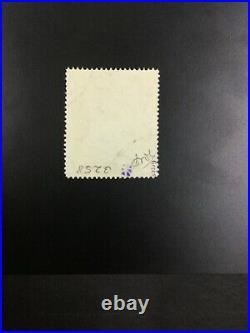 Momen Malta Sg #96 1919 Mult Crown Ca Used Scarce £4,750 Lot #62394