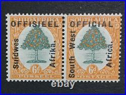 Momen South West Africa Sg #o4 1927 Mint Og H Lot #195584-3893