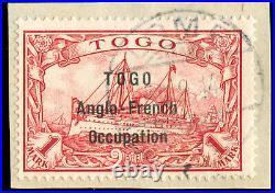 Momen Togo Sg #h10 1914 Used Cert Lot #60011