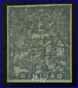 Momen Trinidad Sg #19 1860 Used Lot #61936