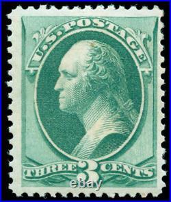 Momen US Stamps #158 Mint OG NH PF Cert VF