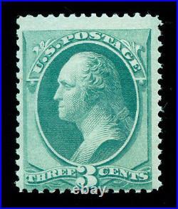 Momen US Stamps #158e Mint OG NH BASEL Cert
