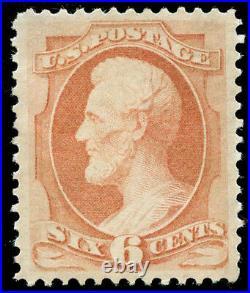 Momen US Stamps #159 Mint OG XF+ PF Cert