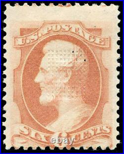 Momen US Stamps #159b Mint OG J Grill PF Cert