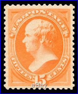 Momen US Stamps #189 Mint OG NH PSE Graded XF-90