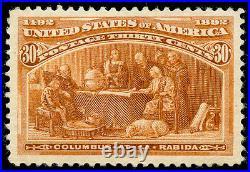 Momen US Stamps #239 Mint OG PSE GRADED XF-SUP 95J
