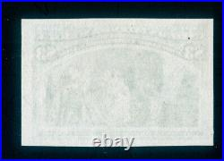 Momen US Stamps #243P3 PLATE PROOF ON INDIA LOT #70721