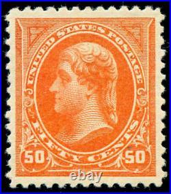 Momen US Stamps #260 Mint OG XF-SUP PF Cert