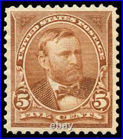 Momen US Stamps #270 Mint OG SUPERB