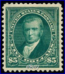 Momen US Stamps #278 Mint OG XF JUMBO PF Cert