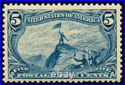 Momen US Stamps #288 Mint OG NH VF PSE Cert
