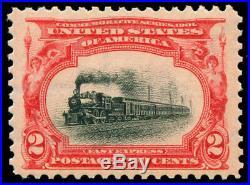 Momen US Stamps #295 Mint OG NH PSE Graded SUP-95