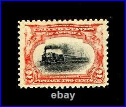 Momen US Stamps #295 Mint OG NH XF PSE Cert