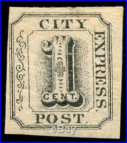 Momen US Stamps #2L3 Mint OG Adams City Express