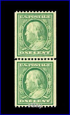Momen US Stamps #348 LP Mint OG NH PSE Graded XF-90