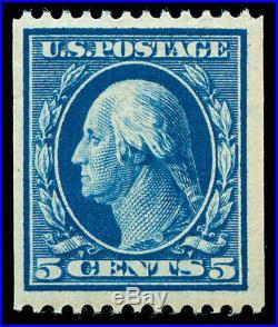 Momen US Stamps #351 Mint OG NH VF/XF+ PF Cert