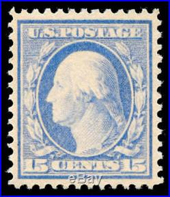 Momen US Stamps #382 Mint OG NH PSE Graded VF/XF-85