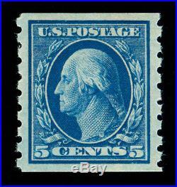 Momen US Stamps #396 MINT OG NH PSE GRADED Cert SUP-98