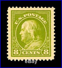 Momen US Stamps #414 Mint OG PSE Graded SUP-98J