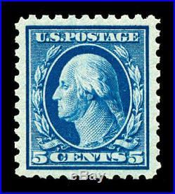 Momen US Stamps #428 Mint OG NH PSE Graded XF-SUP 95