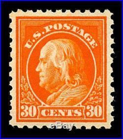 Momen US Stamps #439 Mint OG PSE Graded SUP-98
