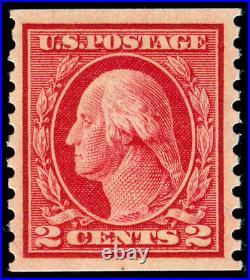 Momen US Stamps #444 MINT OG NH XF