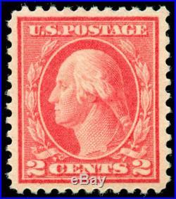 Momen US Stamps #461 Mint OG NH PSE Graded XF-SUP 95