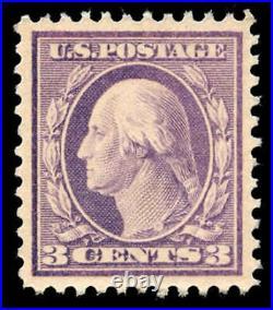 Momen US Stamps #501 Mint OG NH SUPERB PF cert