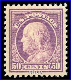 Momen US Stamps #517 Mint OG NH PSE Graded SUP-98