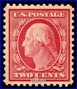 Momen US Stamps #519 Mint OG NH VF+ PF Cert