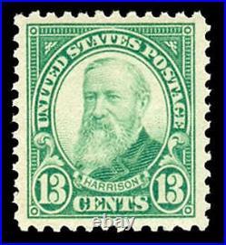 Momen US Stamps #622 Mint NH OG XF-S PSE Cert