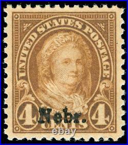 Momen US Stamps #673 Mint OG NH PSE Graded SUP-98J