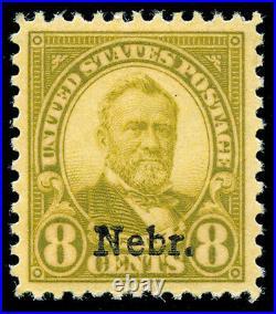 Momen US Stamps #677 Mint OG NH PSE GRADED XF-SUP 95J