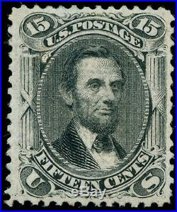 Momen US Stamps #98 Mint OG VF PF Cert