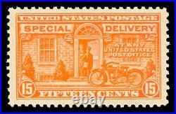 Momen US Stamps #E13 Mint OG NH XF Jumbo