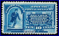 Momen US Stamps #E1 Mint OG NH VF+ PF Cert
